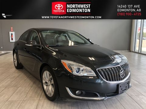 2016 Buick Regal FWD