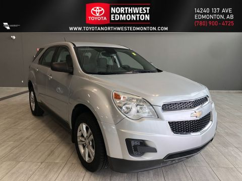 Pre-Owned 2013 Chevrolet Equinox AWD All Wheel Drive 4 Door Sport Utility
