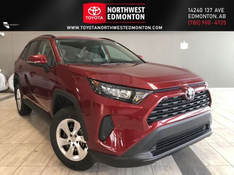 New 2020 Toyota RAV4 LE All Wheel Drive 4 Door Sport Utility