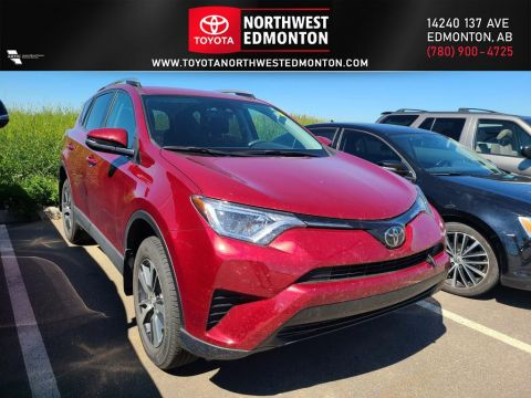 2018 Toyota RAV4 LE | Extended Warranty Included