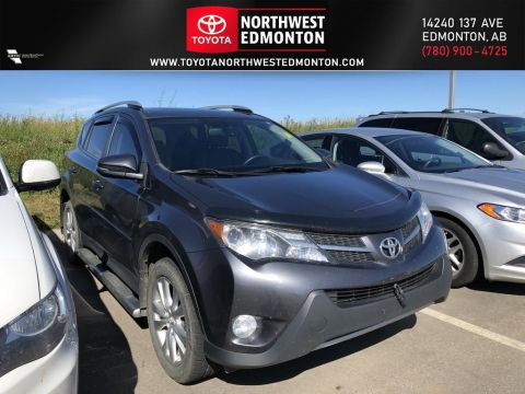 Pre-Owned 2014 Toyota RAV4 Limited All Wheel Drive 4 Door Sport Utility
