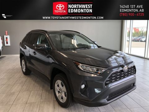 New 2020 Toyota RAV4 XLE All Wheel Drive 4 Door Sport Utility