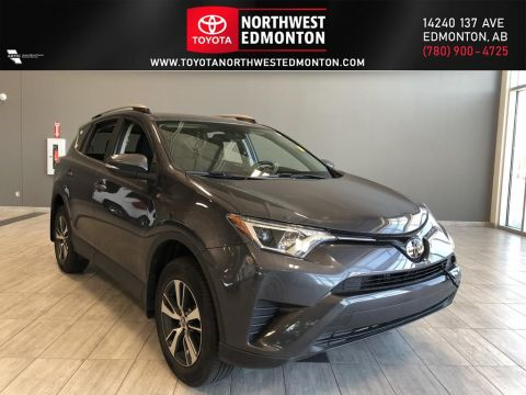 Pre-Owned 2018 Toyota RAV4 LE | Toyota Certified Front Wheel Drive 4 Door Sport Utility