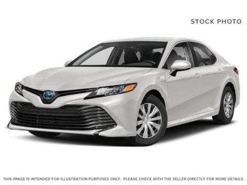 New 2020 Toyota Camry Hybrid SE Front Wheel Drive 4 Door Car