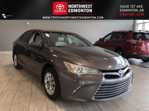 Pre-Owned 2015 Toyota Camry LE Front Wheel Drive 4 Door Car