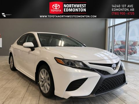 New 2020 Toyota Camry SE Front Wheel Drive 4 Door Car