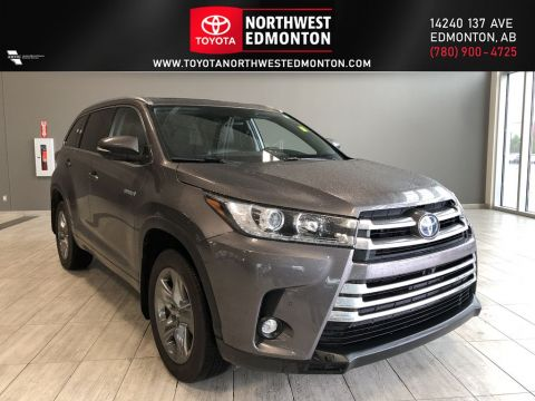 2019 Toyota Highlander Hybrid Limited | Extended Warranty Included