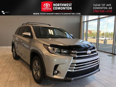 2019 Toyota Highlander Limited | Toyota Certified