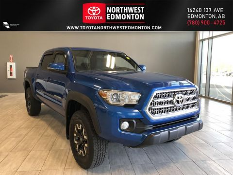 2017 Toyota Tacoma TRD Off Road | Extended Warranty Included
