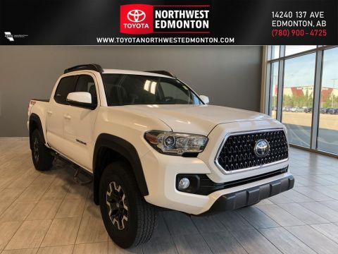 2018 Toyota Tacoma TRD Off Road | Toyota Certified