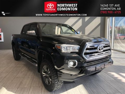 2017 Toyota Tacoma Limited | Toyota Certified