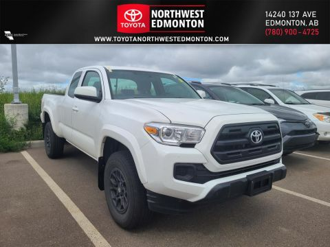 2017 Toyota Tacoma Access Cab SR | Extended Warranty Included