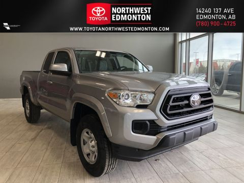 New 2020 Toyota Tacoma 4x4 Access Cab SR Four Wheel Drive 4 Door Pickup