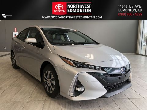 New 2020 Toyota Prius Prime Upgrade Technology Front Wheel Drive 4 Door Car