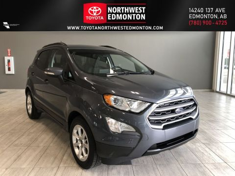 Pre-Owned 2018 Ford EcoSport SE Front Wheel Drive 4 Door Sport Utility